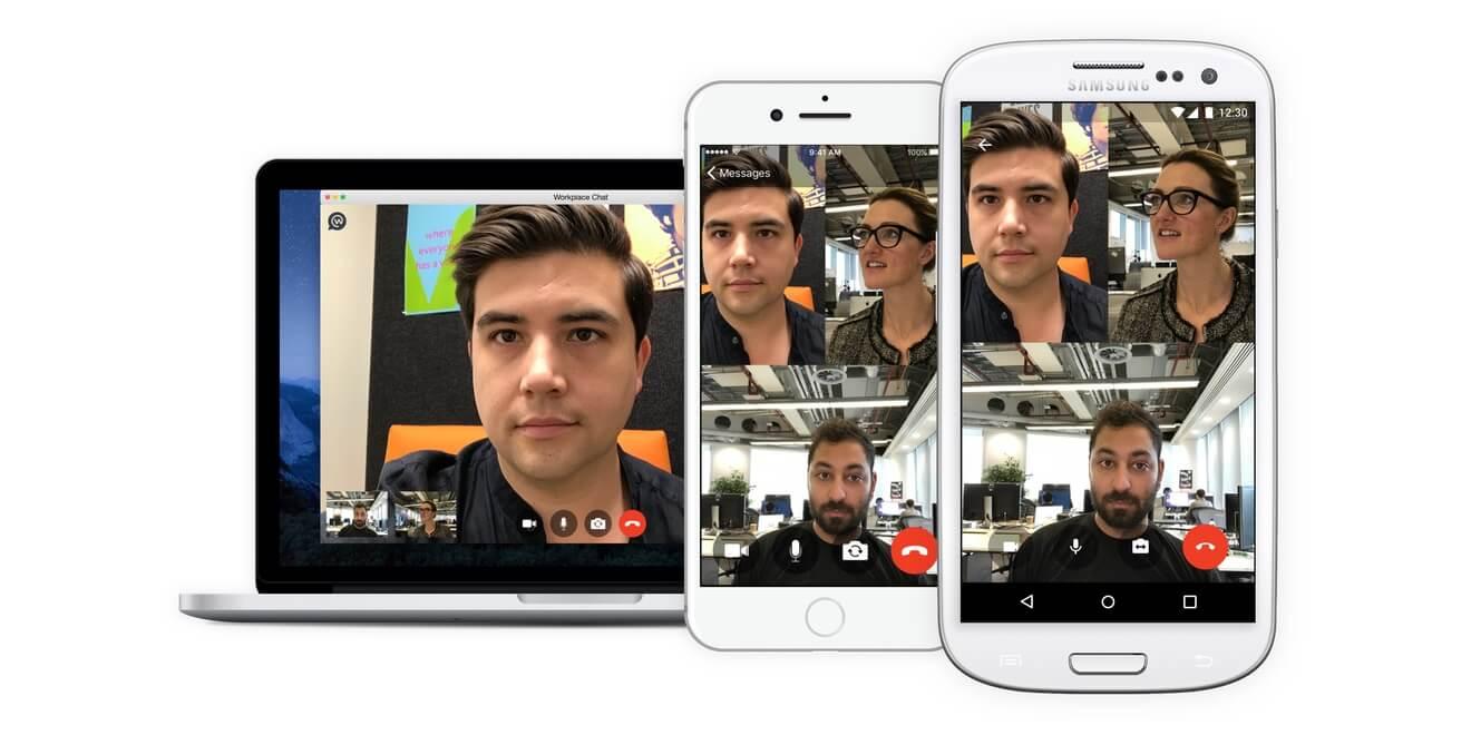 WorkplaceByFacebookGroupVideoChatOfficia